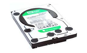 Western Digital 500Gb SataII Hard Drive Green